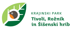 Krajinski park Tivoli, Rožnik in Šišenski hrib logo