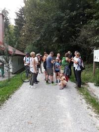 <p>  V Mostecu smo se dotaknili problematike invazivnih tujerodnih vrst </p>
