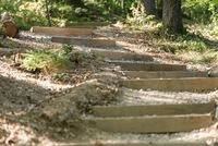 <p>  Obnovljena in urejena pešpot na Rožnik;; </p> <p>  Foto: Artinfoto.si </p>