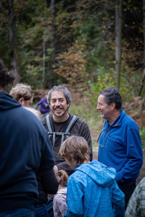 <p>  Občutek zadovoljstva ob sodelovanju in prispevku k poteku celotne akcije je bil razviden na obrazih vseh sodelujočih.<br>  <br>  foto: Luka Šparl<br> </p>