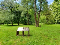 <p>  Fenološki park; </p> <p>  Foto: Mateja Nose Marolt </p>