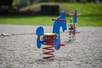 <p>  Otroško igrišče pri ribniku; Foto: Artinfoto.si <br> </p>