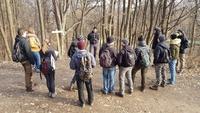 <p>  Vodenje študentov gozdarstva Biotehniške fakultete; </p> <p>  Foto: Andrej Verlič (Arhiv KP TRŠh) </p>